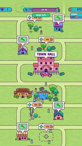 卡通小镇截图4