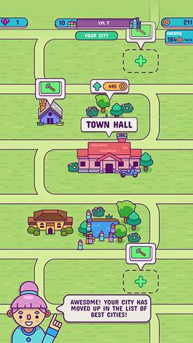 卡通小镇截图2