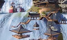 妄想山海建筑圖片欣賞 精美房屋圖片