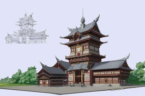 妄想山海房子設計圖紙 建造圖紙一覽