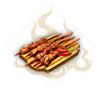 蒜香肉串兒