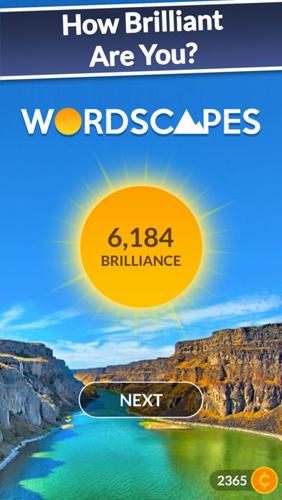 Wordscapes中文版截图5