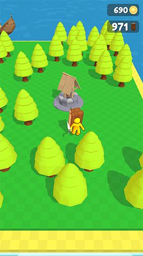 建造荒岛截图2