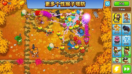猴子塔防6中文版截图5