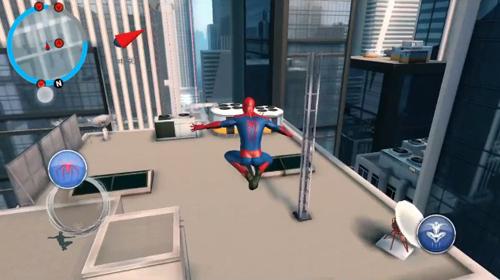 超凡蜘蛛侠3截图2