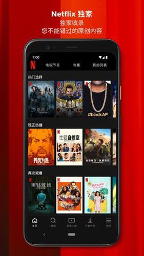 网飞app截图2