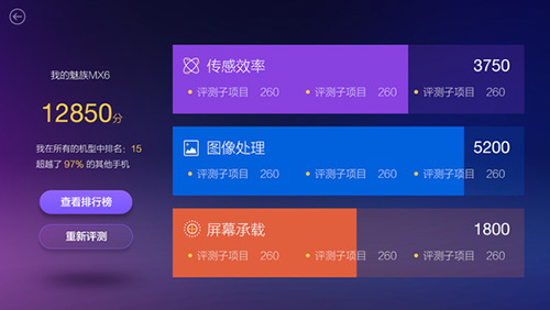 鲁大师VR评测app截图2