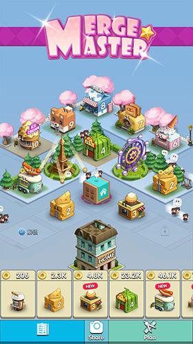 合并小小镇破解版截图1