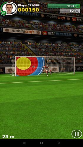 超级足球比赛截图3