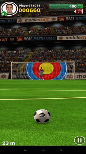 超级足球比赛截图4