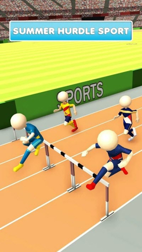 夏季田径运动会截图2