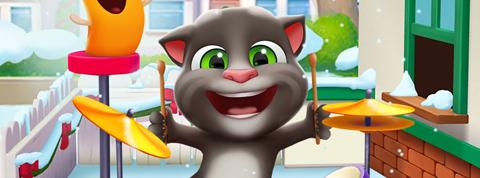 我的汤姆猫2无限金币钻石版玩法攻略