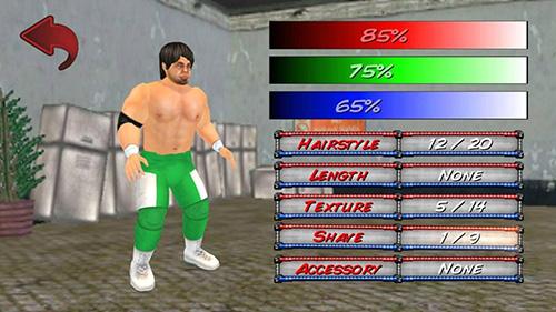 摔跤革命3D截图1