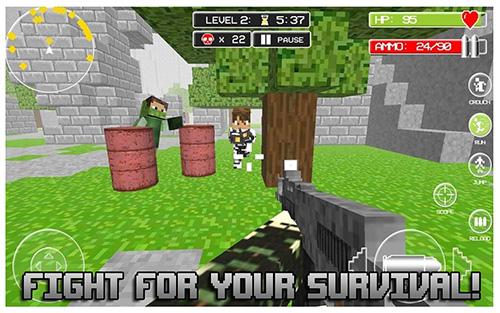 生存狩猎游戏2无限弹药版截图1