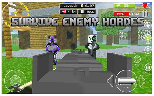 生存狩猎游戏2无限弹药版截图4