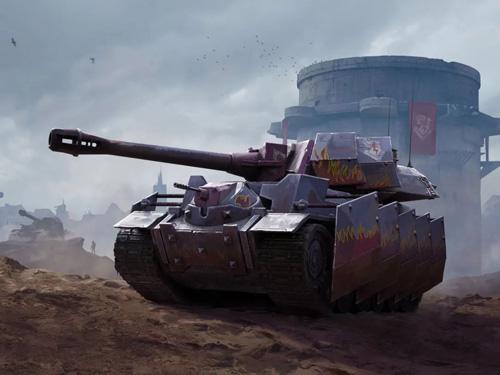 瓦尔肯炮塔和车身侧面均装有间隙装甲