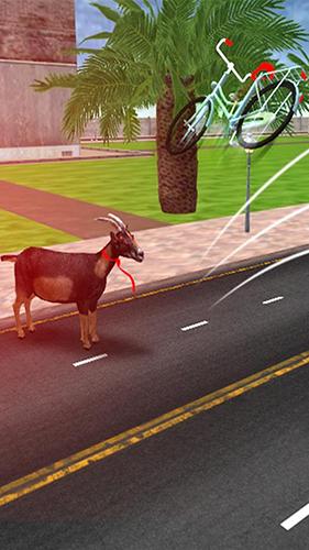 模拟山羊大战僵尸截图2