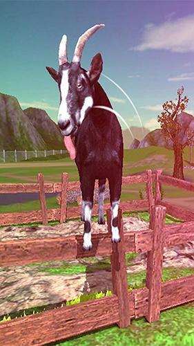 模拟山羊大战僵尸截图3