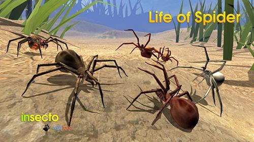 蜘蛛模拟器游戏截图