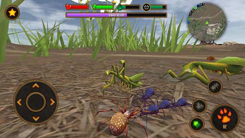 蜘蛛模拟器截图3