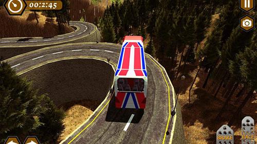 八重山巴士驾驶游戏2019游戏截图