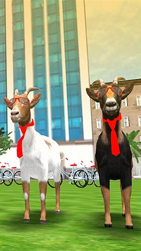 模拟山羊大战僵尸