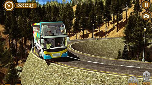 八重山巴士驾驶游戏2019截图1
