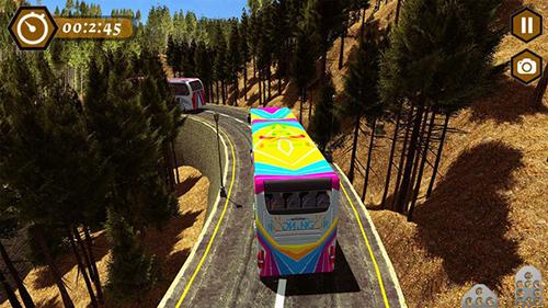 八重山巴士驾驶游戏2019截图3