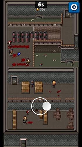 逃出僵尸迷宫截图2