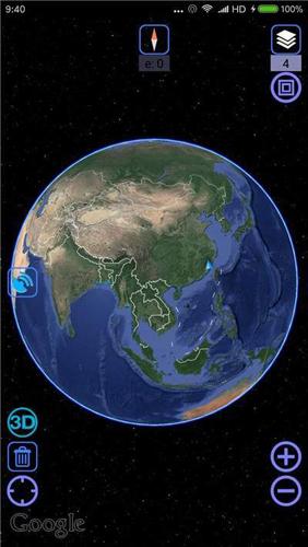 衛星地圖2021新版圖片1