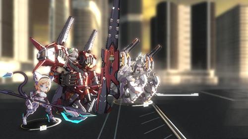 机动战姬聚变异化航点怎么玩 航点玩法攻略