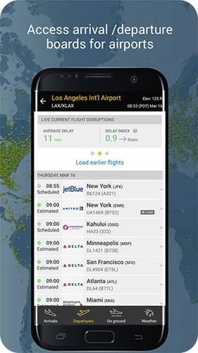 全球航班雷达app截图3