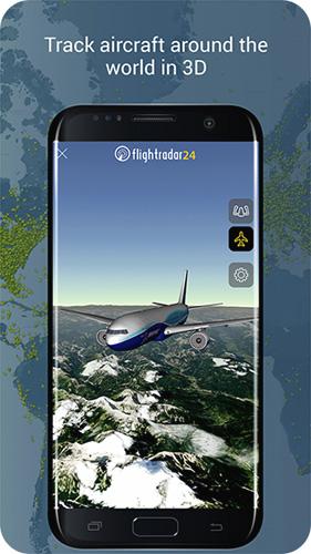 全球航班雷达app截图1