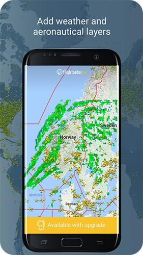 全球航班雷达app截图4