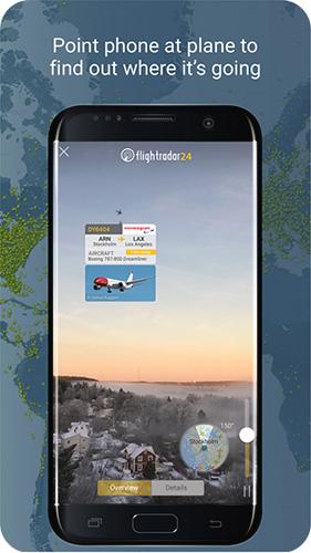 全球航班雷达app截图5