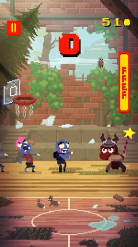 篮球vs僵尸截图1