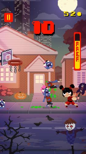 篮球vs僵尸截图3