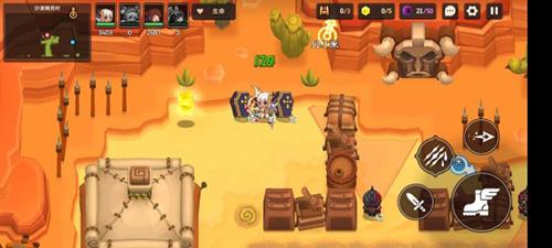 坎公骑冠剑地下迷宫10怎么过 通关方式一览