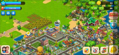 梦想城镇单机版游戏玩法
