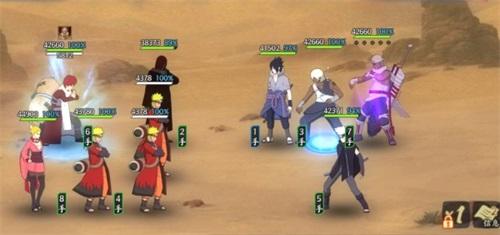 火影忍者:忍者新世代4