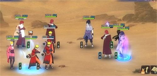 火影忍者:忍者新世代6