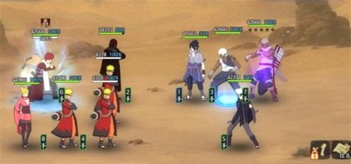 火影忍者:忍者新世代5