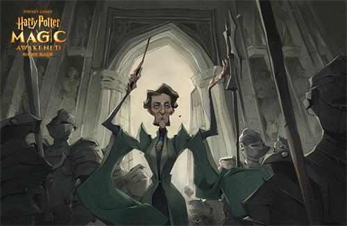 哈利波特:魔法觉醒8