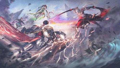激燃对战 来《天谕》手游3v3神耀竞技战个痛快!