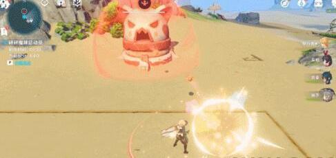 原神魔球嘟嘟堡護盾怎么破壞