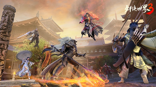 劍俠世界3 圖片4