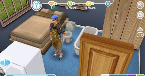 模擬人生暢玩版最新版圖片2