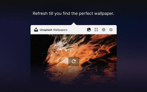 Unsplash官方app截圖2