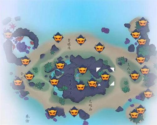 梦幻新诛仙焚香谷探灵在哪里 探灵位置详解