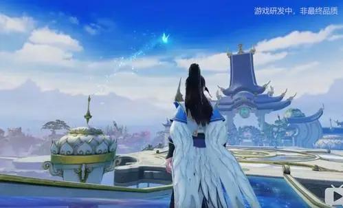 梦幻新诛仙游戏截图